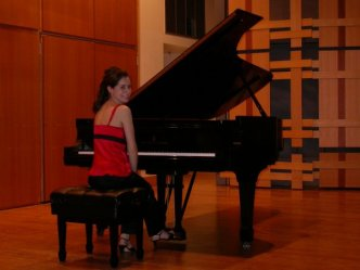 Amy Temple Recital