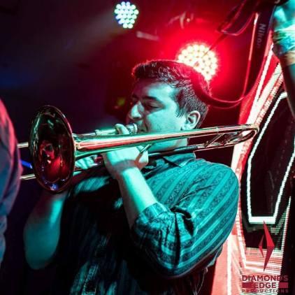 Trombone -- Private Party 2016 - Diamond's Edge